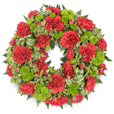 Floral Wreaths for Funeral