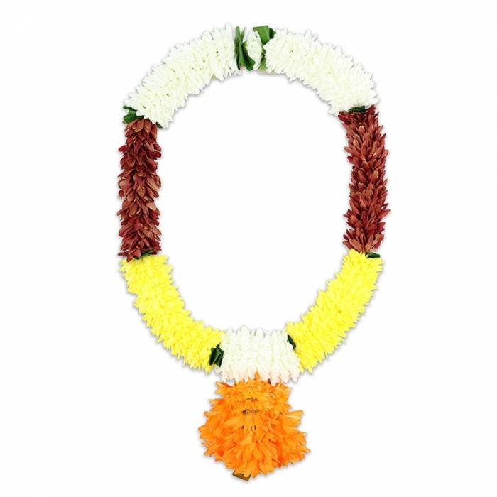 Hindu Funeral Flower Garland